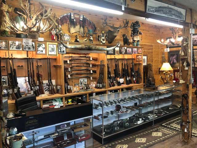 Guns and Fishing
